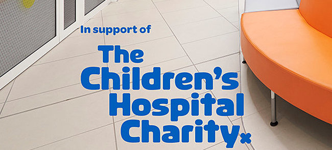The Children's Hospitality Charity Logo